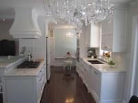 Elegant fresh white kitchens - Traditional - Kitchen ...