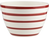Striped 11-Inch Mixing Bowl - Transitional - Mixing Bowls ...