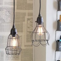 Wire Pendant Lights - Eclectic - Pendant Lighting - by RSH