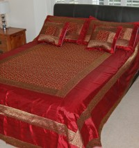 Indian bedding - Asian - Bedding - london - by Majestic India