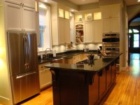 Kitchen with High Ceilings - Traditional - Kitchen - other ...