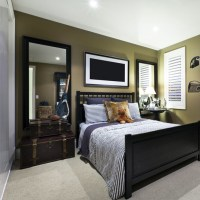 Large bedroom wall mirrors - Contemporary - Wall Mirrors ...