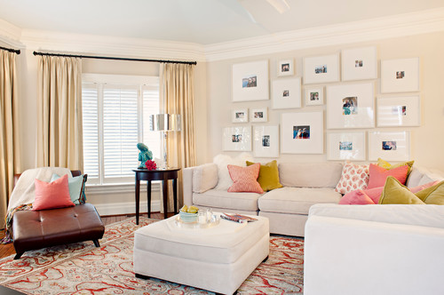 So Do You Have A Sectional? Do You Have Any Decorating Tips?