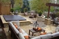 Backyard Retreat - Traditional - Patio - minneapolis - by ...