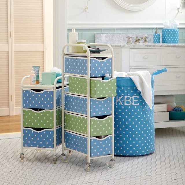 ReadytoRoll Storage Cart  Bathroom Cabinets And Shelves