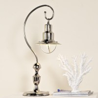 Nautical Lantern Table Lamp - Table Lamps - by Shades of Light