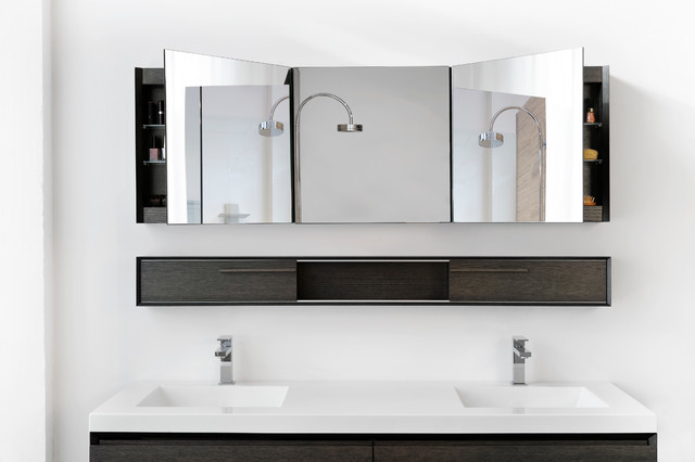 M Collection  Modern  Bathroom Mirrors  by WETSTYLE