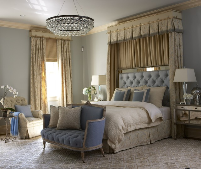Beautiful Bedrooms By Cindy Rinfret  Bedroom  New York