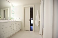Pocket Doors - Modern - Bathroom - toronto - by K. N. Crowder