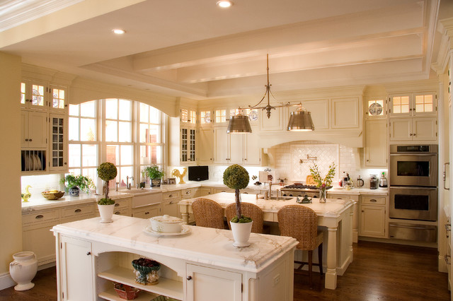 British West Indies Residence Traditional Kitchen