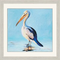 Pelican - Framed Art - Contemporary - Prints And Posters ...