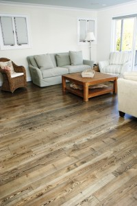 Natural Ash Wood Flooring