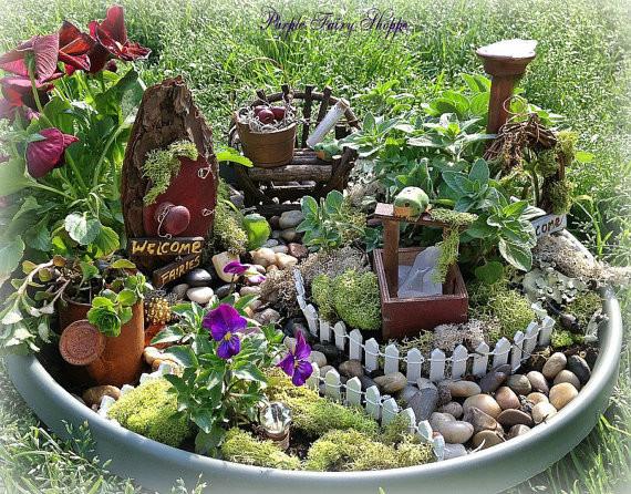 Outdoor Garden Acessories Rustic Garden Decor 800550 In 252