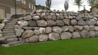 Rock Wall installations - Landscape - salt lake city - by ...