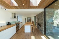 Rustic Solid Oak Flooring - Contemporary - Kitchen - other ...