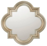 Quatrefoil Mirror - Lamp Shades - by Shades of Light