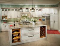Painted DeWils Cabinets - Traditional - portland - by ...