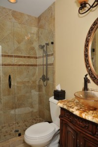 Guest Bathroom Remodel - Stein - Traditional - Bathroom ...