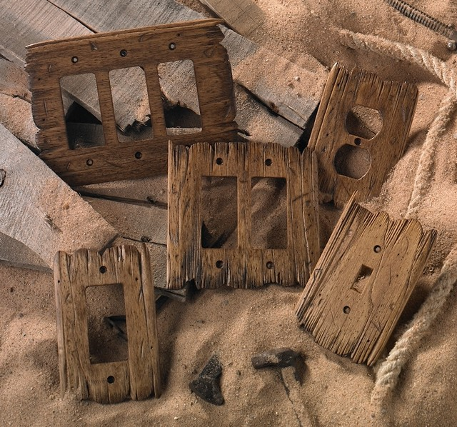 rustic wood products