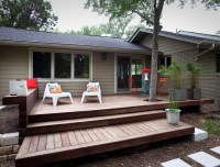 Foothill Terrace - Modern - Deck - austin - by austin ...
