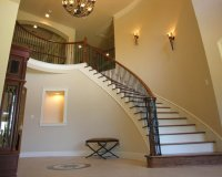 Traditional Open Staircase Staircase Design Ideas ...