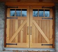 Garage Carriage Doors
