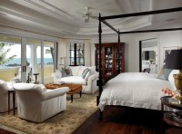 Sophisticated Key West Style - Traditional - Bedroom ...