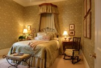 Thibaut Designs Toile on Toile Guest Bedroom - Traditional ...