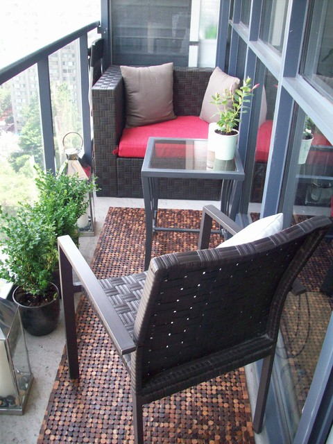 small condo backyard ideas popular