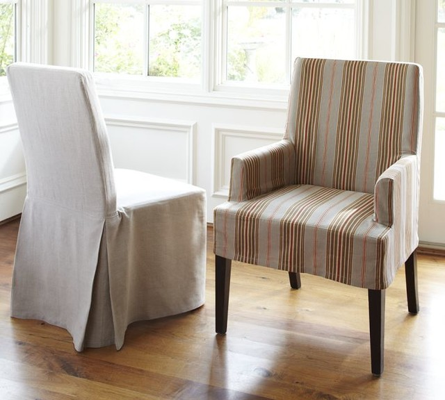 dining room chair slip covers uk cover in jaipur napa & slipcovers - modern chairs by pottery barn