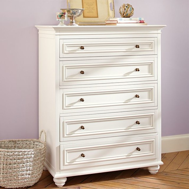 Chelsea Tall Dresser  other metro  by PBteen