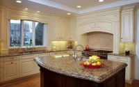 Elegant Traditional Kitchen - Traditional - dc metro - by ...