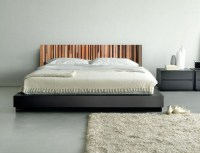Reclaimed Wood King Headboard - Modern - Headboards ...