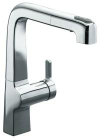 Kohler Evoke Pullout Kitchen Faucet - Contemporary ...