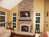 Fireplace's [Stone Work] - other metro - by Cobalt ...