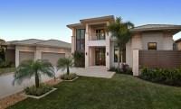 "Sater Design Collection's ""Moderno"" House Plan ..."
