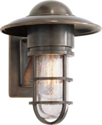 MARINE WALL LIGHT - Traditional - Wall Sconces - by Circa ...