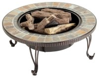 Duraflame Outdoor Fire Pits Illuma 36 in. Bio