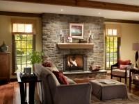 El Dorado Fireplace Surrounds - Traditional - Living Room ...