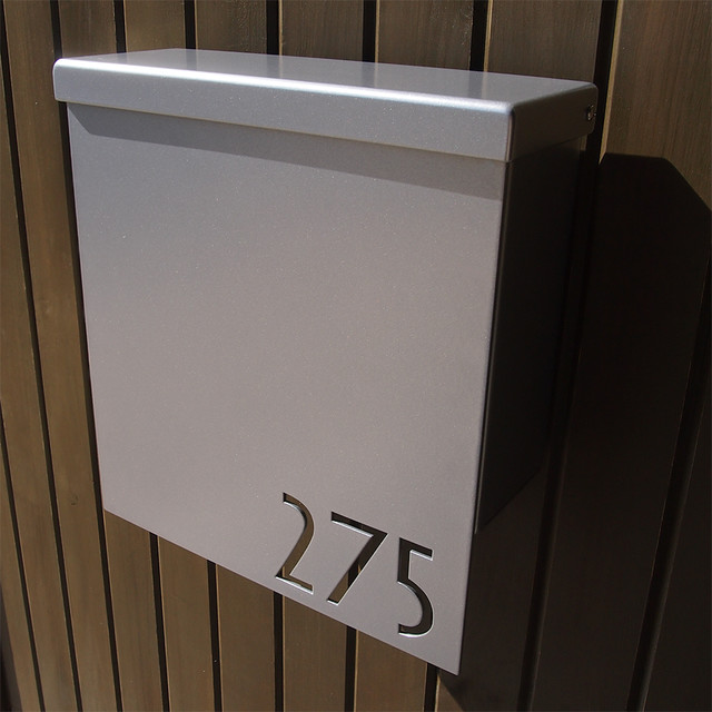 Address Plaques  Contemporary  Mailboxes  indianapolis