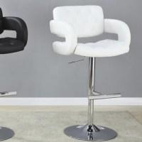 Groom Barstool with Arms - Modern - Bar Stools And Counter ...