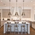 Modern kitchen design by new york general contractor benco