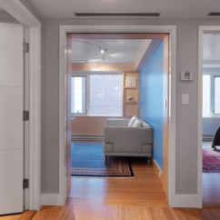 Modern Wall Sconces Living Room Rooms Ikea Office Doorway - Home Boston By Hart ...