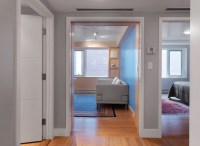 Office Doorway - Modern - Home Office - boston - by Hart ...