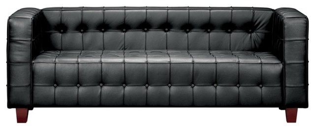 duo modern sofa bed sleeper beds uk leather tufted