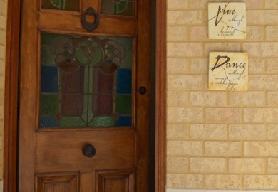 Entry Doors With Stained Glass Front Doors Doors By Decora