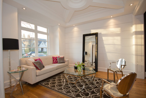 full length mirror in living room leather chair with ottoman beautiful ideas decorating a floor mirrors place at the center of wide wall have frame your painted bold color to give contrast plain white walls