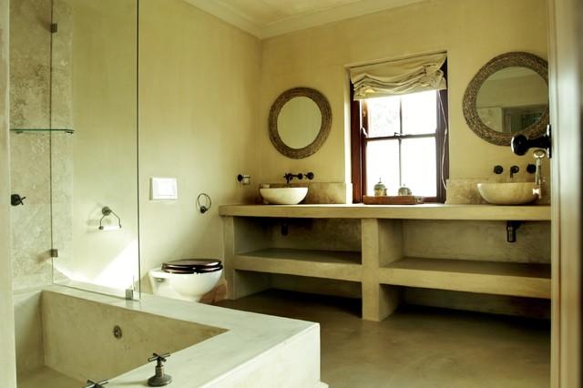 South African Farmhouse - Farmhouse - Bathroom - amsterdam ...