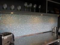 Bisazza Mosaic Kitchen Splashback - 5 Lombardia Way ...