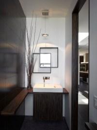 hoffman st - Modern - Powder Room - san francisco - by Ken ...